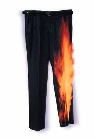 Doug Allen's pants
